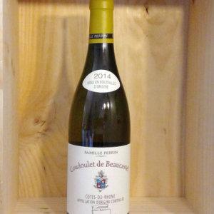 vin-coudoulet-beaucastel-blanc