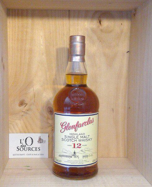 alcool-whisky-glenfarclas-12ans