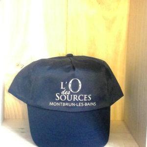 """Casquette """"L'O des Sources"""""""