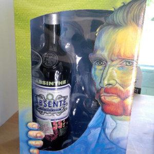 Coffret Absente 1 bouteille + 1 cuillère + 1 verre 55°