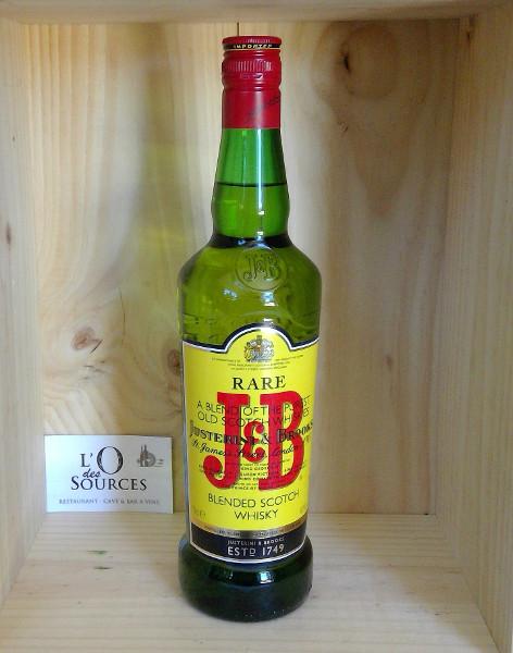 J&B Whisky 1