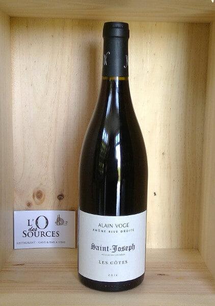 Saint Joseph «Les Côtes» Alain Voge 2016 1