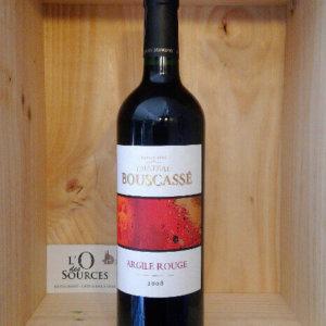 """Château Bouscassé """"Argile Rouge"""" 2008"""