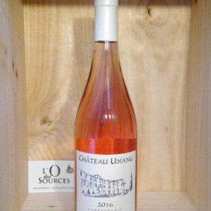 Château Unang Rosé 2017