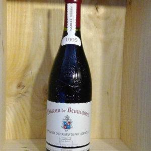 Châteauneuf du Pape - Château de Beaucastel - 2016 - Magnum - 1,5 Litres