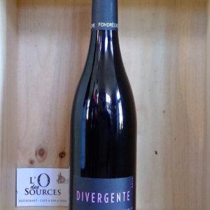 Divergente - Domaine de Fondrèche Rouge - 2016