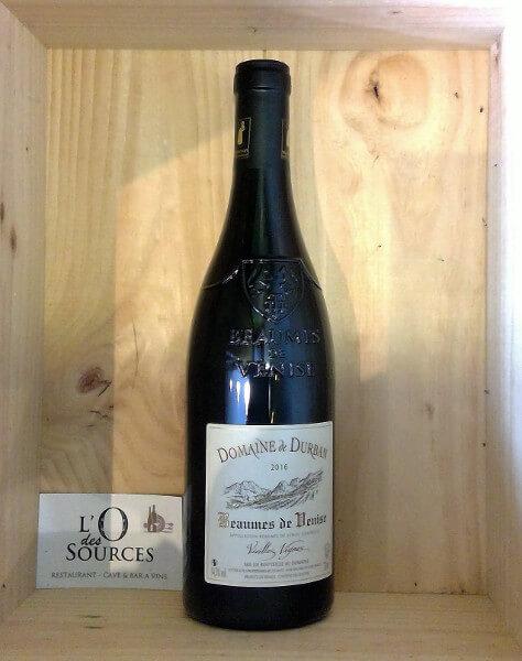 Beaumes de Venise Vieilles Vignes 2016 1