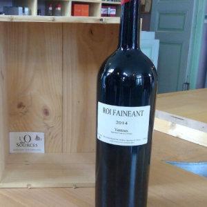 """La Ferme St Pierre """"Roi Fainéant"""" 2015 - Magnum 1,5 L"""